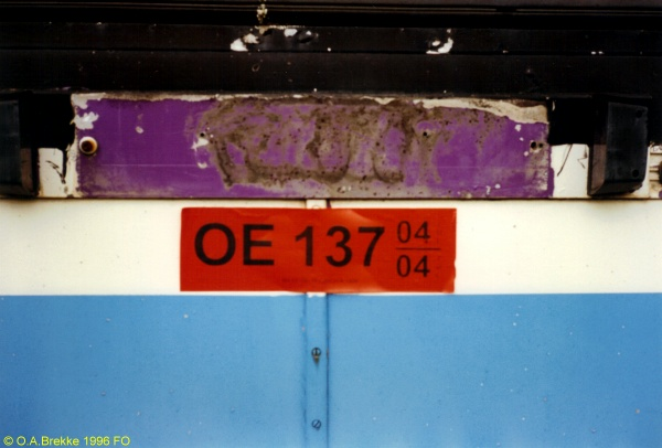 Faroe Islands former provisional series OE 137.jpg (70 kB)