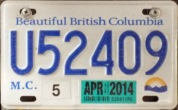 Olav S Canadian License Plates Number Plates Of Canada