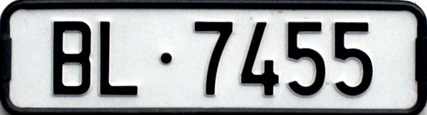 Switzerland normal series front plate close-up BL·7455.jpg (45 kB)