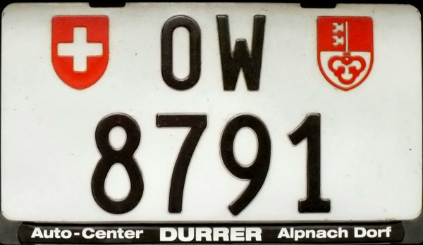 Switzerland normal series rear plate close-up OW 8791.jpg (75 kB)