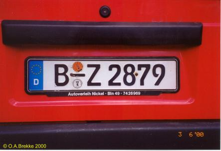 Germany normal series former style B-Z 2879.jpg (18 kB)
