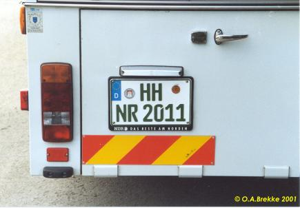 Germany road tax free series HH NR 2011.jpg (19 kB)