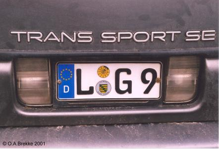Olav S German License Plates Number Plates Of Germany