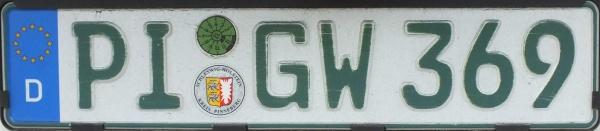 Germany road tax free series close-up PI GW 369.jpg (39 kB)