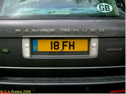 Great Britain former normal series remade as cherished number 18 FH.jpg (32 kB)