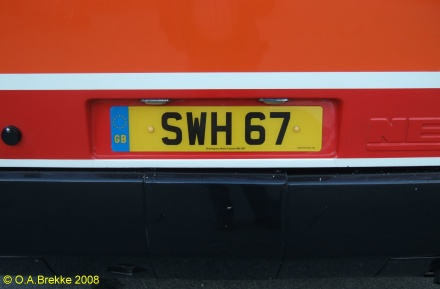 Great Britain former normal series remade as cherished number SWH 67.jpg (37 kB)