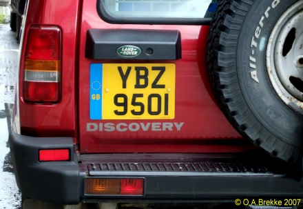 olav 39 s british number plates page 11 license plates of. Black Bedroom Furniture Sets. Home Design Ideas