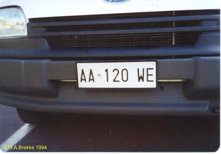 Italy normal series former style front plate AA 120 WE.jpg (16 kB)