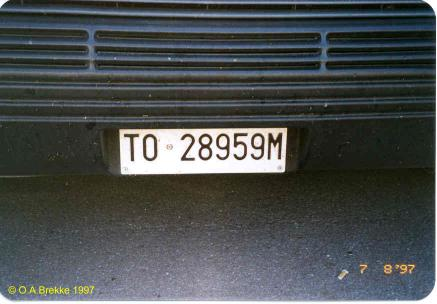 Italy former normal series front plate TO 28959M.jpg (24 kB)