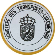Luxembourg seal of the Ministere des Transports.jpg (15 kB)