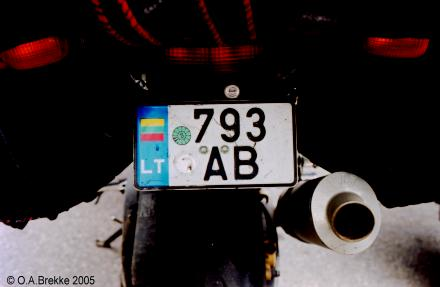 Lithuania motorcycle series former style 793 AB.jpg (15 kB)