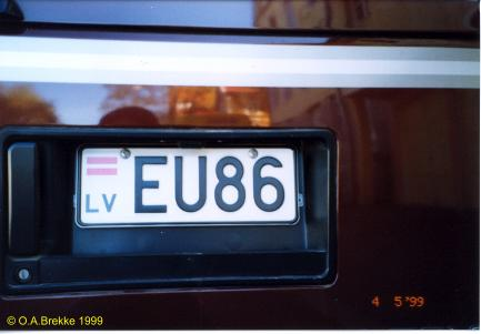 Olav s latvian license plates duplicates page 2 number plates of