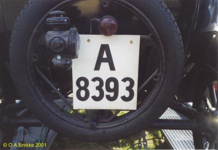 Norway antique vehicle series A-8393.jpg (19 kB)