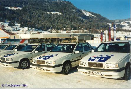 Norway official cars for the Lillehammer Winter Olympics BD 10824.jpg (34 kB)