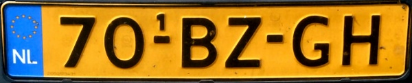 Netherlands replacement plate former light commercial series close-up 70-BZ-GH.jpg (40 kB)