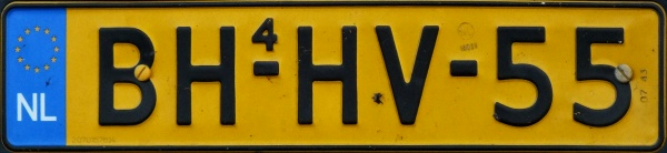 Netherlands replacement plate heavy commercial series close-up BH-HV-55.jpg (43 kB)