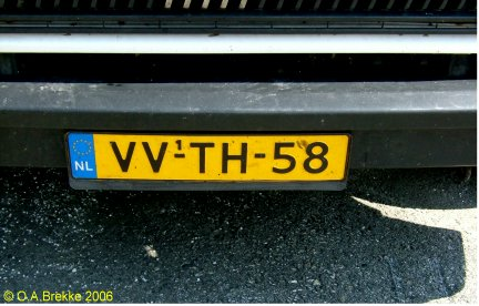 Netherlands replacement plate former light commercial series VV-TH-58.jpg (35 kB)