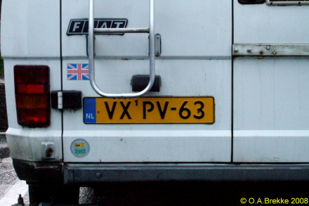 Netherlands replacement plate former light commercial series VX PV-63.jpg (61 kB)