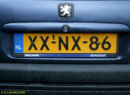 Netherlands replacement plate former normal series XX-NX-86.jpg (64 kB)