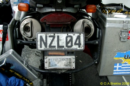 New Zealand personalized motorcycle series NZL04.jpg (73 kB)