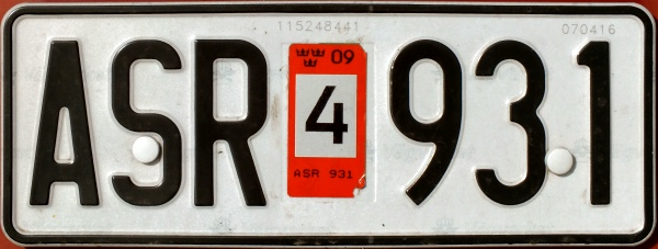 Sweden normal series small size former style close-up ASR 931.jpg (65 kB)
