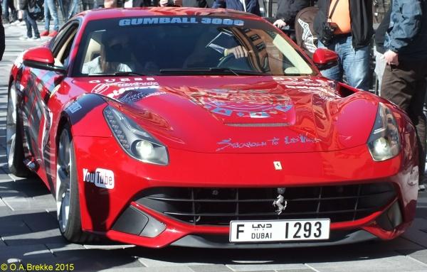 Olav S Emirati License Plates Number Plates Of The