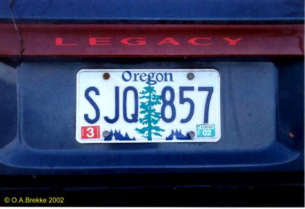 USA Oregon former normal series SJQ 857.jpg (22 kB)