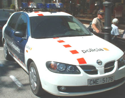 direccion general policia lerida: